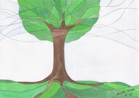 GL-Baumlinien